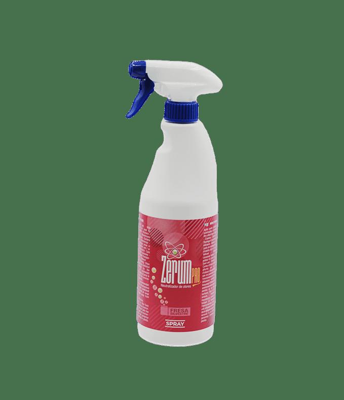 Neutralizar los olores a tabaco casero gatos Spray 750 Fresa Zerum pro