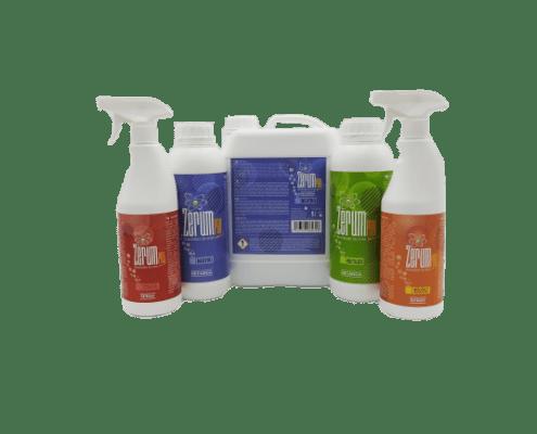 Neutralizador de olor zerum recarga como eliminar el mal olor