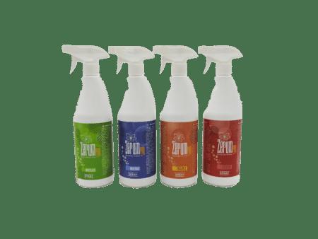 Neutralizador zerum spray orina tabaco cocina baño 750 ml