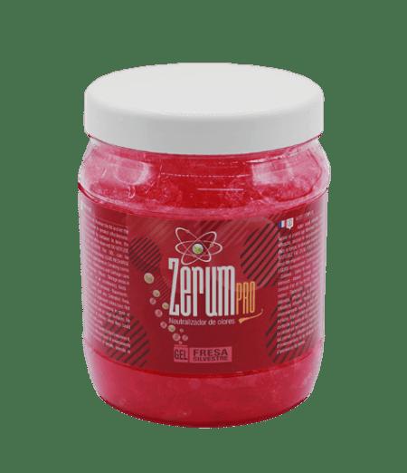 neutralizar el olor del tabaco con zerum gel fresa