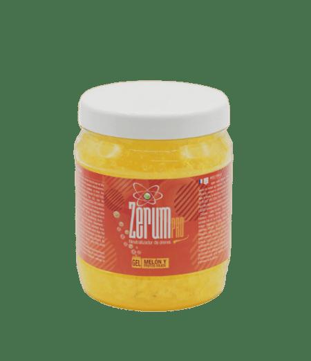 neutralizar el olor a tabaco con zerumpro gel frutos rojos