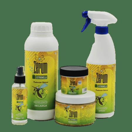 Neutralizador repelente citronela