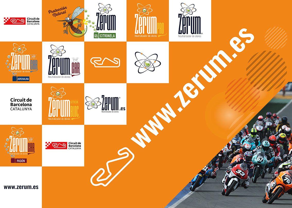 Zerum y Circuit de Catalunya