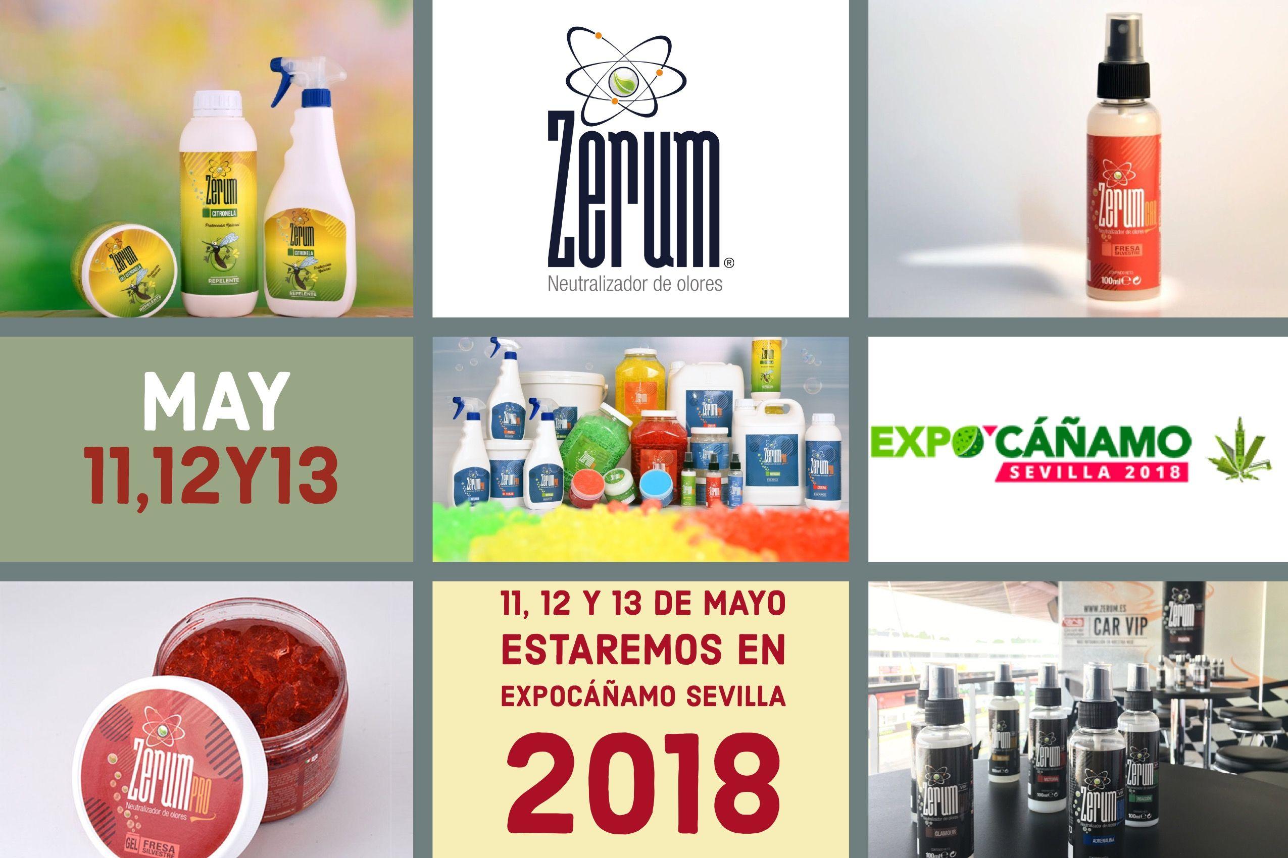 Zerum en Expocáñamo 2018