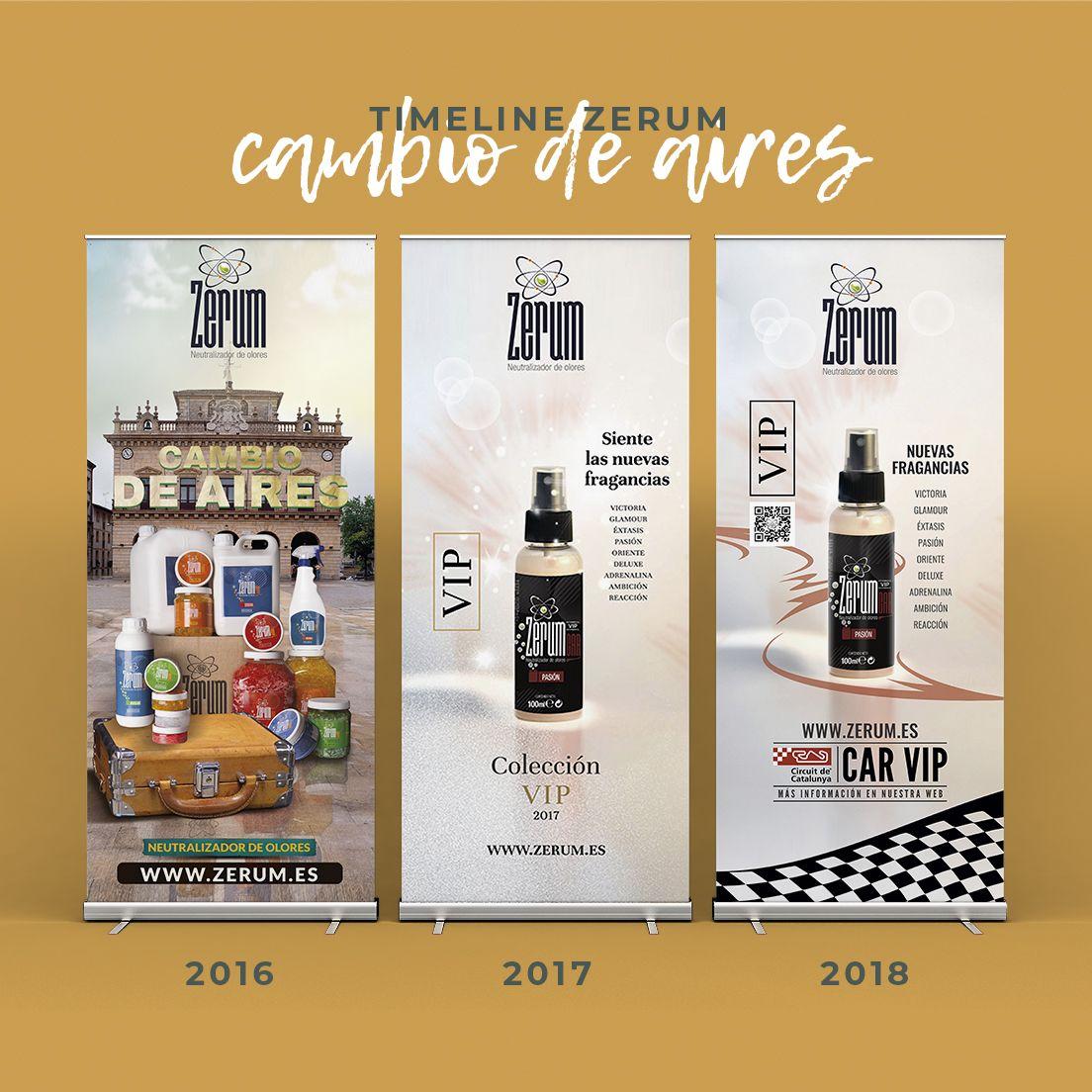 Branding olfativo 2016-2018