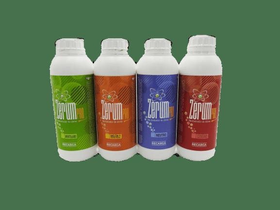 Sigue en auge la versatilidad de nuestros productos Neutralizador de olor ZerumPro Recarga