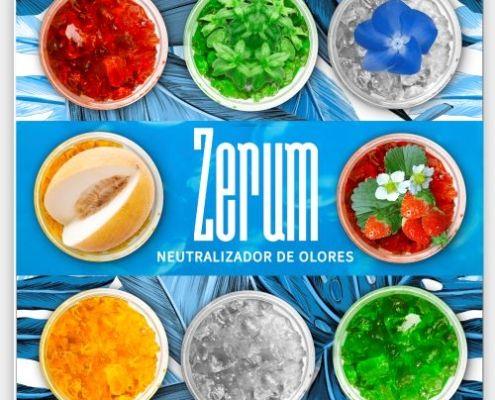 quitar el mal olor Conoce la nueva familia Zerum Neutralice