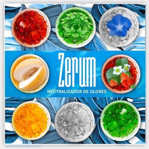 quitar el mal olor zerum neutralizador